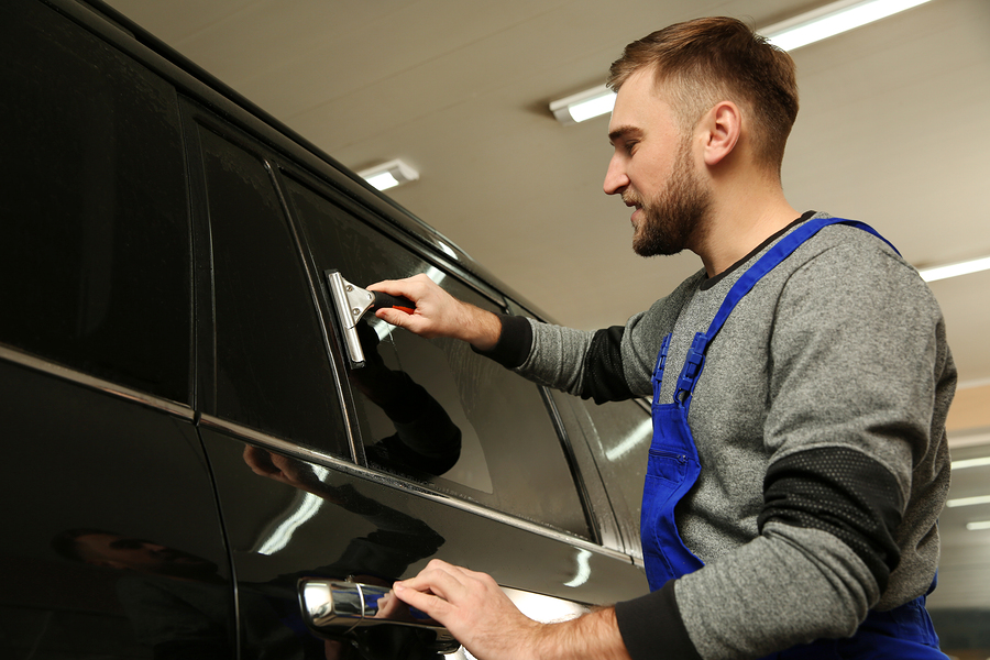 Car Window Tinting | Auto Window Tinting Near Me